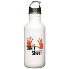 Hands Up Don't Shoot, Stainless Water Bottle 1.0l