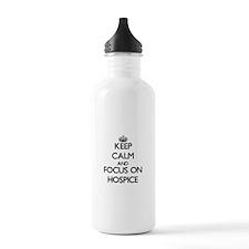 Cute Home health nurse Water Bottle