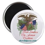 Irish America / The Fenian Tradition Magnet