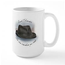 Hat For Leonard Mugs