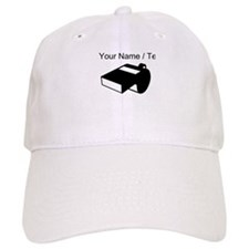 Custom Whistle Baseball Baseball Cap