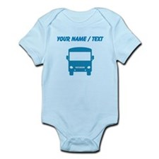 Custom Blue Motorhome Body Suit