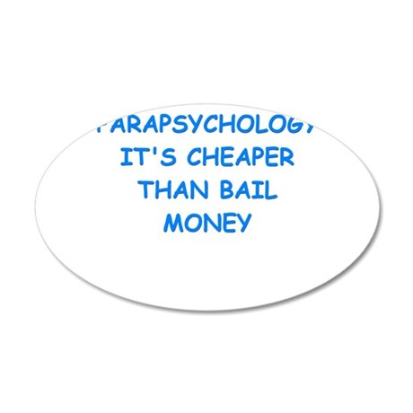 parapsychology Wall Decal