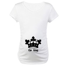 Medieval King Black Crown Shirt