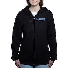 North Carolina - Jersey Women's Zip Hoodie