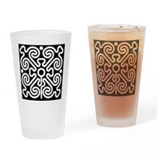 labyrinth Drinking Glass