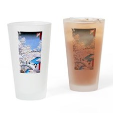 Cute 19th century Drinking Glass