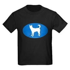 Israel Flag Canaan Dog T