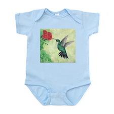 Hummingbird Painting Body Suit
