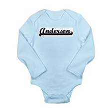 Anderson Body Suit