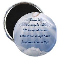 Friendship Angel Magnets