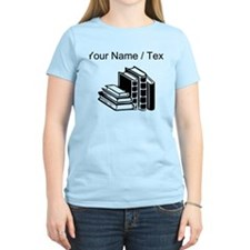 Custom Books T-Shirt