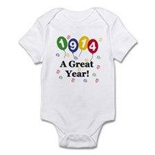 1914 A Great Year Infant Bodysuit