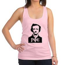Edgar Allan Poe Racerback Tank Top