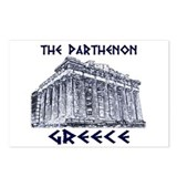 Parthenon Athens Postcards (Package of 8)
