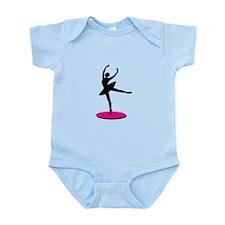On Toe Ballerina Body Suit