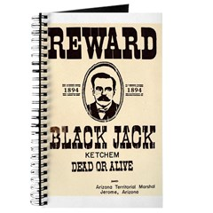 Black Jack Ketchem Journal