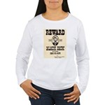 Black Jack Ketchem Women's Long Sleeve T-Shirt