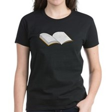 Open Book T-Shirt
