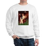 Angel (#1) & Schipperke Sweatshirt
