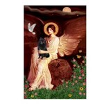 Angel (#1) & Schipperke Postcards (Package of 8)