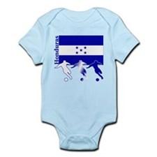 Honduras Soccer Infant Bodysuit