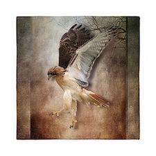 Evening Hawk Queen Duvet