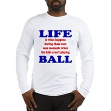 Life - Ball Long Sleeve T-Shirt