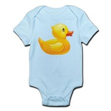Rubber Duckie Body Suit