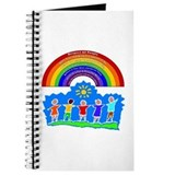 Rainbow Principles Kids Journal