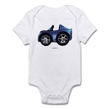Mini Lotus Infant Bodysuit