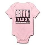 River Running Onesie