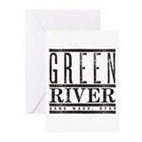 River Running Greeting Cards (Pk of 10)