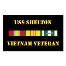 USS Shelton Decal