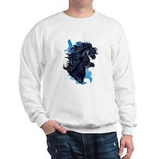 Racing The Wind For The Joy Of It Sweatshirt