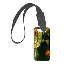 Mariana by Millais Luggage Tag