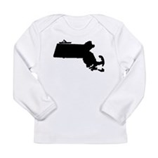 Unique In a row Long Sleeve Infant T-Shirt