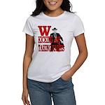 Sheriff W George Bush Cowboy Women's T-Shirt