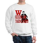 Sheriff W George Bush Cowboy Sweatshirt