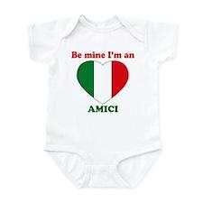 Amici, Valentine's Day Infant Bodysuit