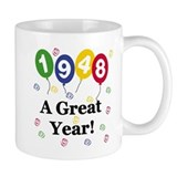 1948 A Great Year Coffee Mug
