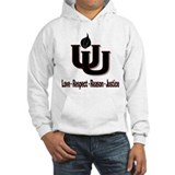 UU Love_Respect Jumper Hoody