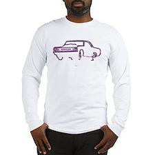 Purple People Eater Long Sleeve T-Shirt