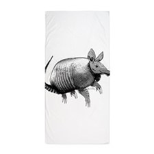 armadillo3.jpg Beach Towel