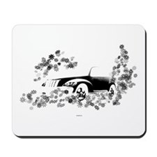 PT Flower Mousepad