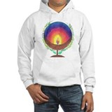Rainbow Flame Jumper Hoody