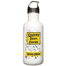 Quirky Short Stories Water Bottle