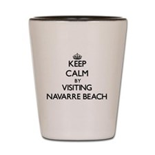 Funny Navarre florida Shot Glass