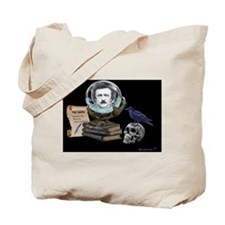 SPIRIT OF EDGAR ALLAN POE Tote Bag