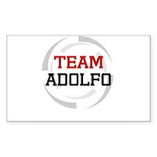 Adolfo Rectangle Decal